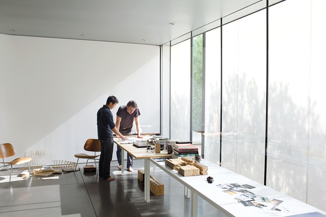 creative office design studio 210