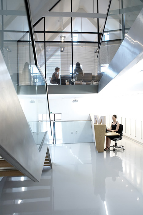 Creative Office: The New Studio