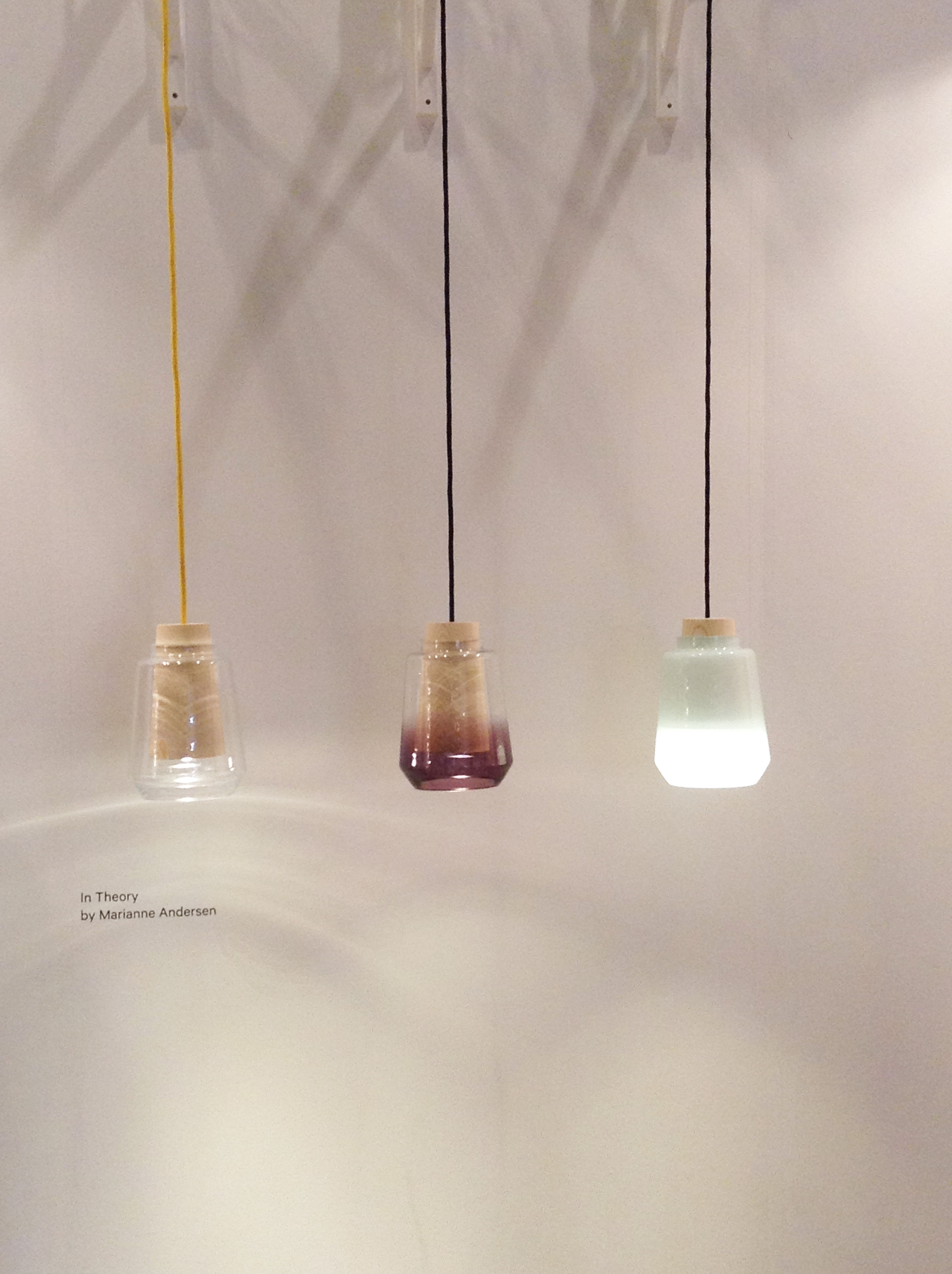 Stockholm Furniture Fair: Lights