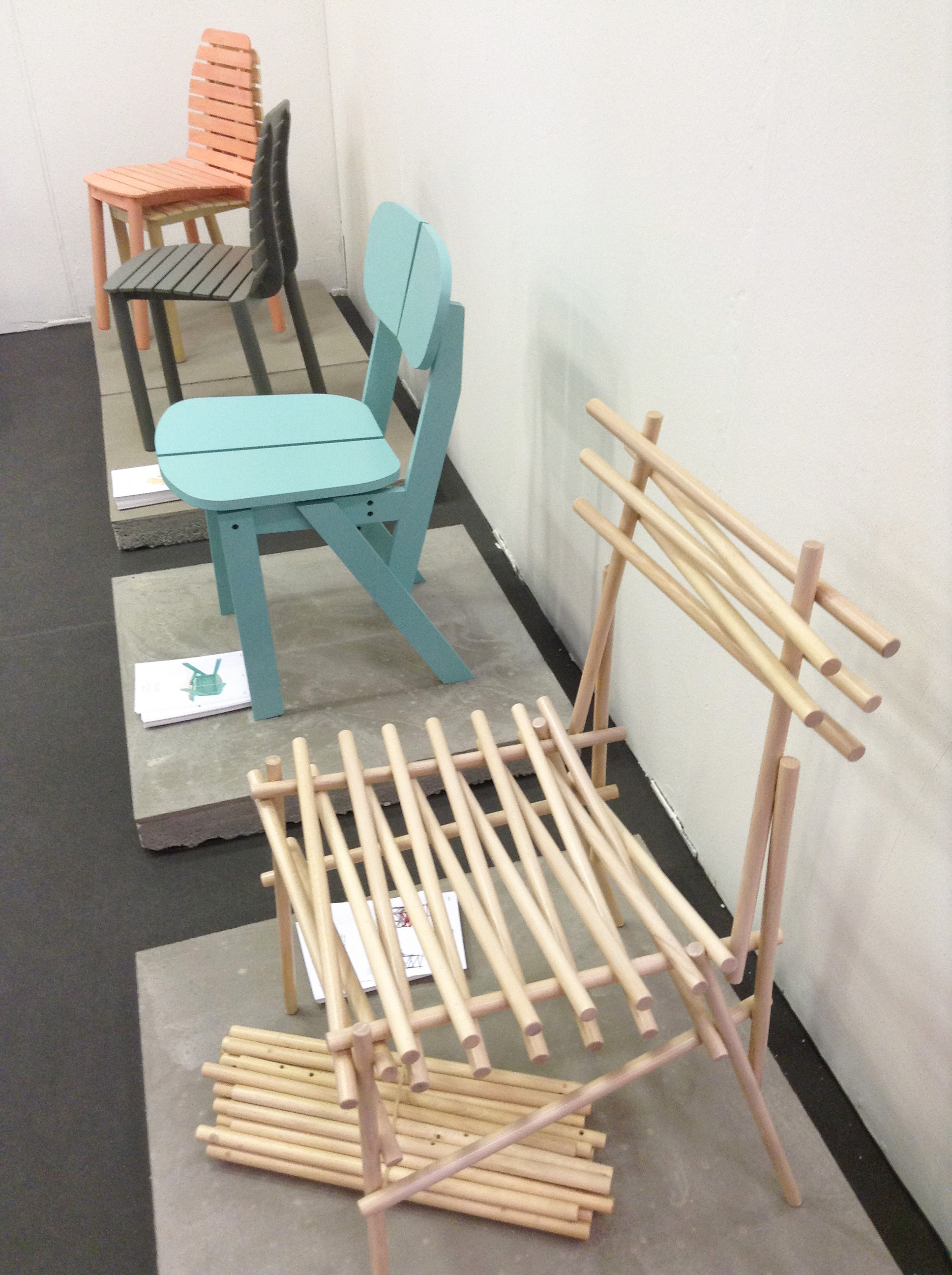 Stockholm Furniture Fair-Chairs