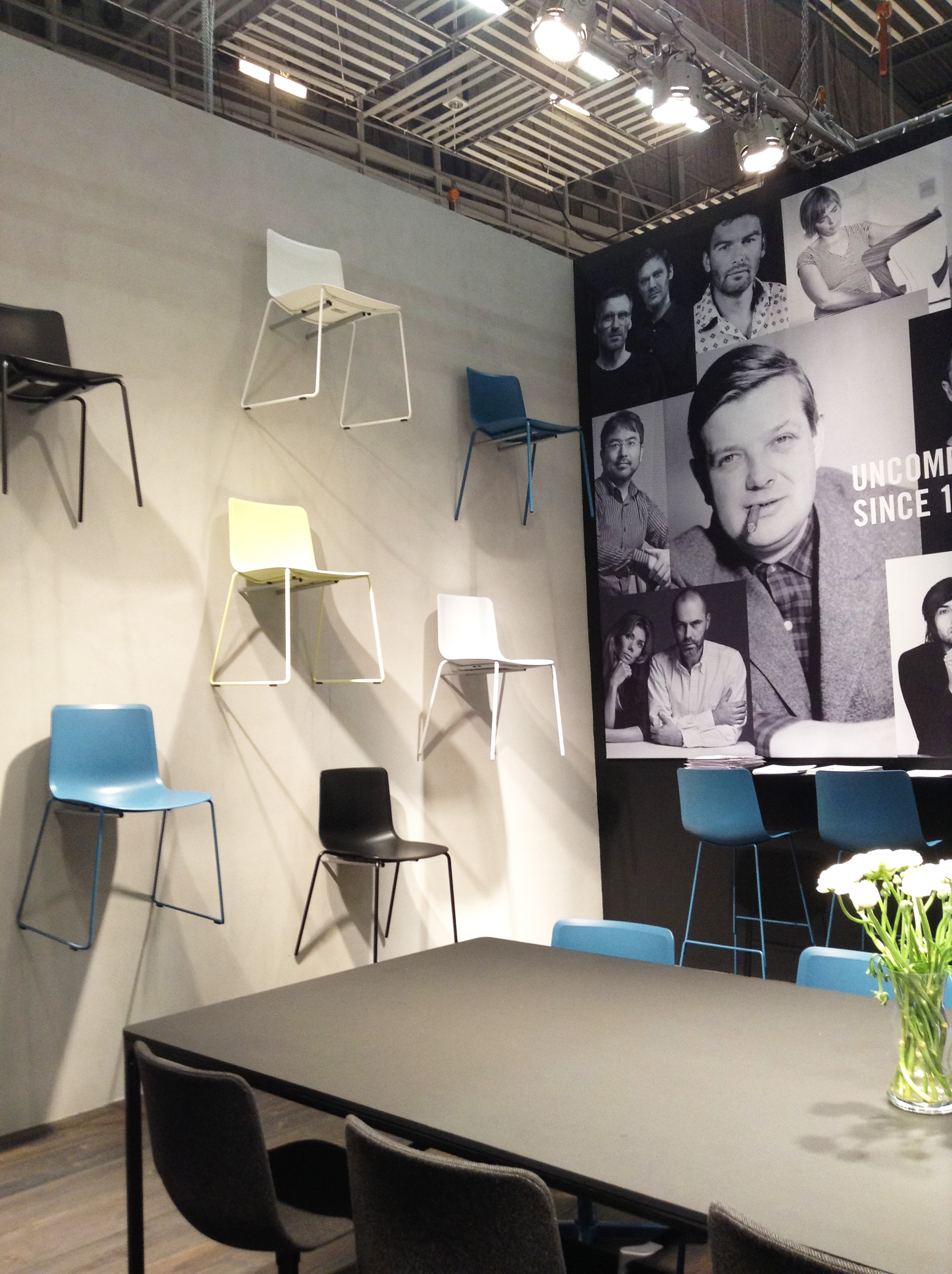 Stockholm Furniture Fair: Chairs