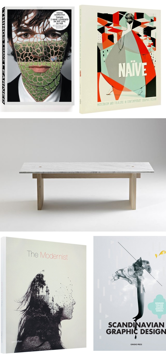 Books On Coffee Table No.8 | Design Studio 210