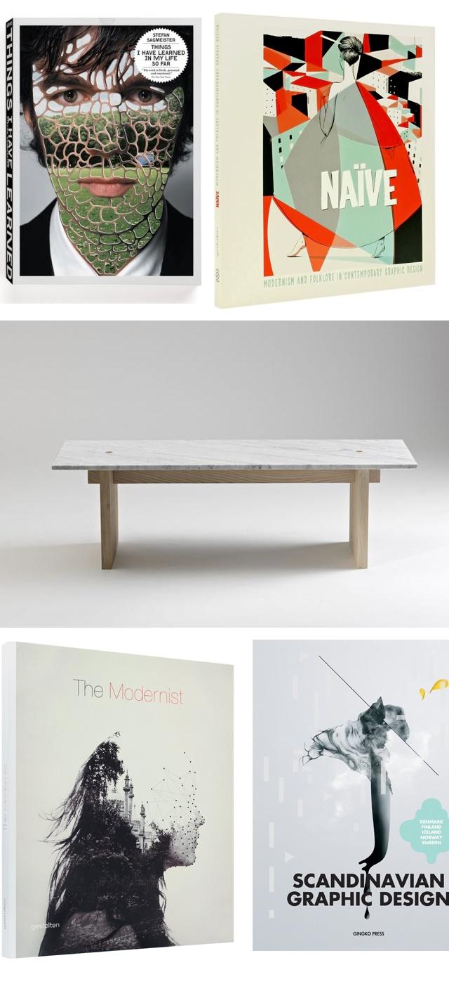 Books On Coffee Table No.8   Design Studio 210