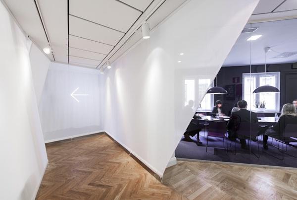 Netlight Collections : Creative Office: Consult Company Netlight Designed By Mer - Design ...
