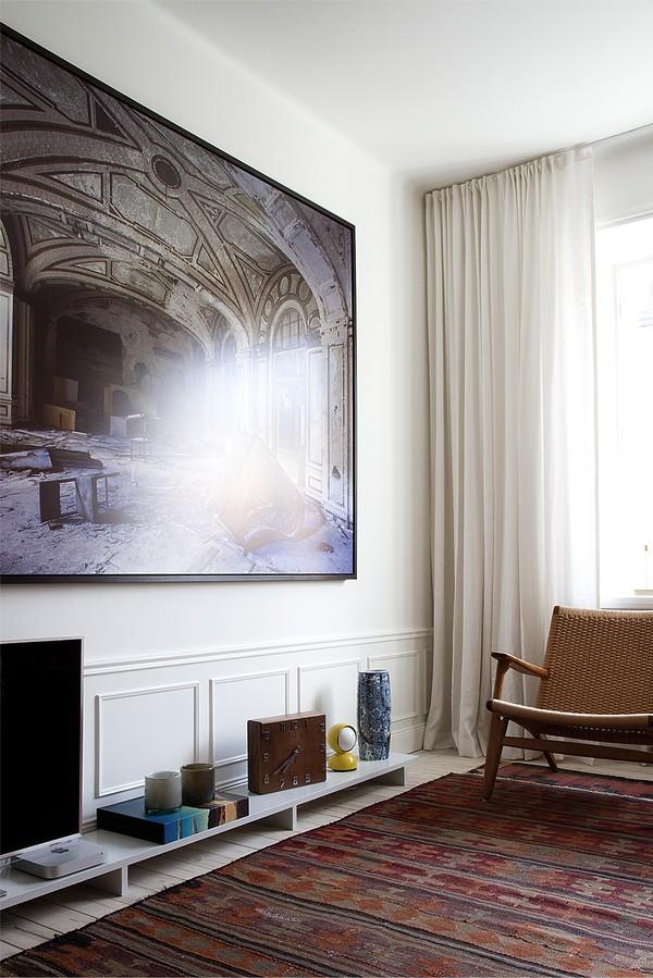 Pelle Lundquist Apartment   Design Studio 210