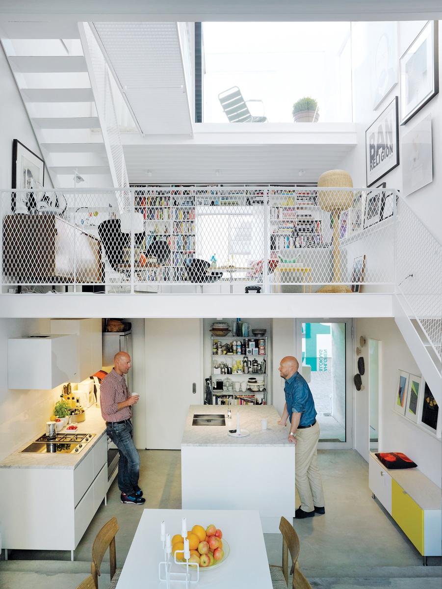 The Townhouse - Dwell | Design Studio 210