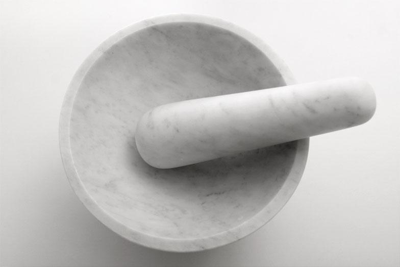 Reuben Lautier Pestle and mortar | Design Studio 210