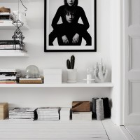 Graphic Designer Therese Sennerholts Home