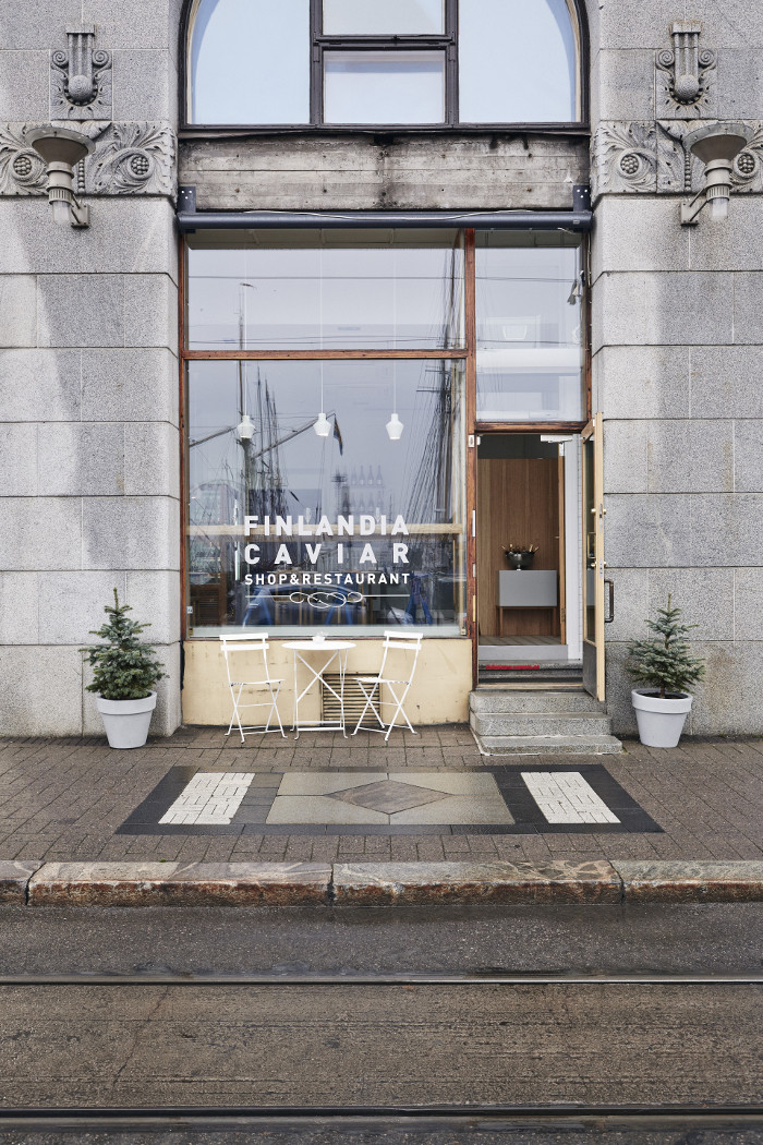 Caviar in Finland by Joanna Laajisto