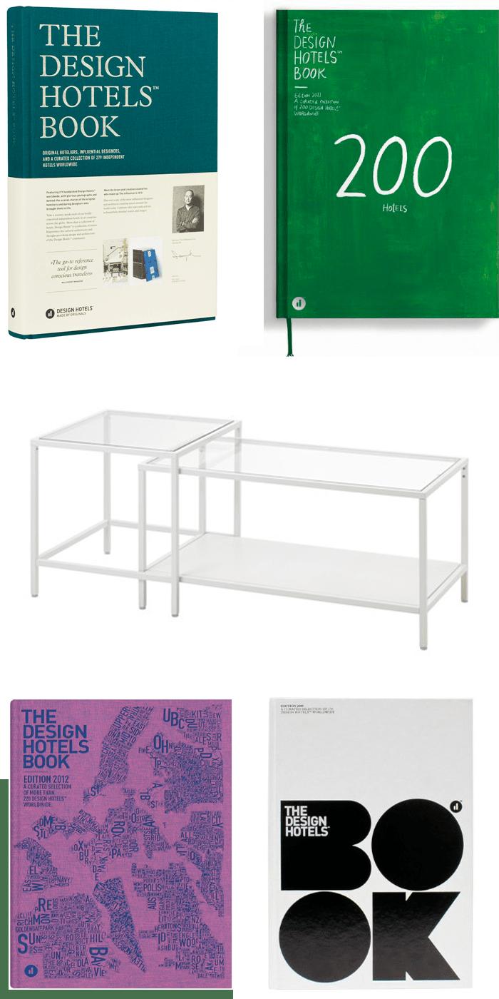 Books on coffee table 24 scandinavian design blog art for Design hotel book 2015
