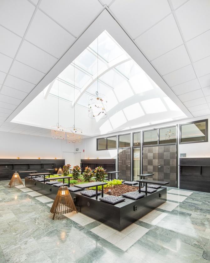 PS Arkitektur Office Design - Jill Tate Photography