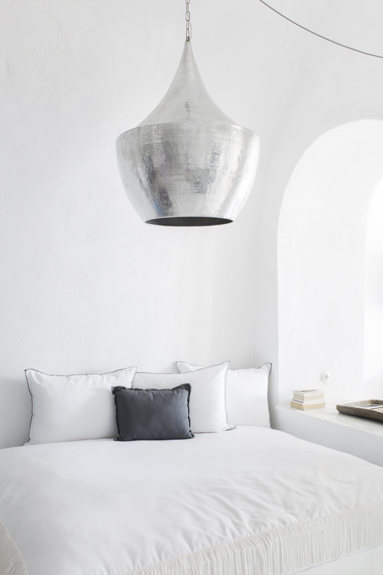 Sophia Suites in Santorini - Photographed by Sara Medina Lind via DesignStudio210