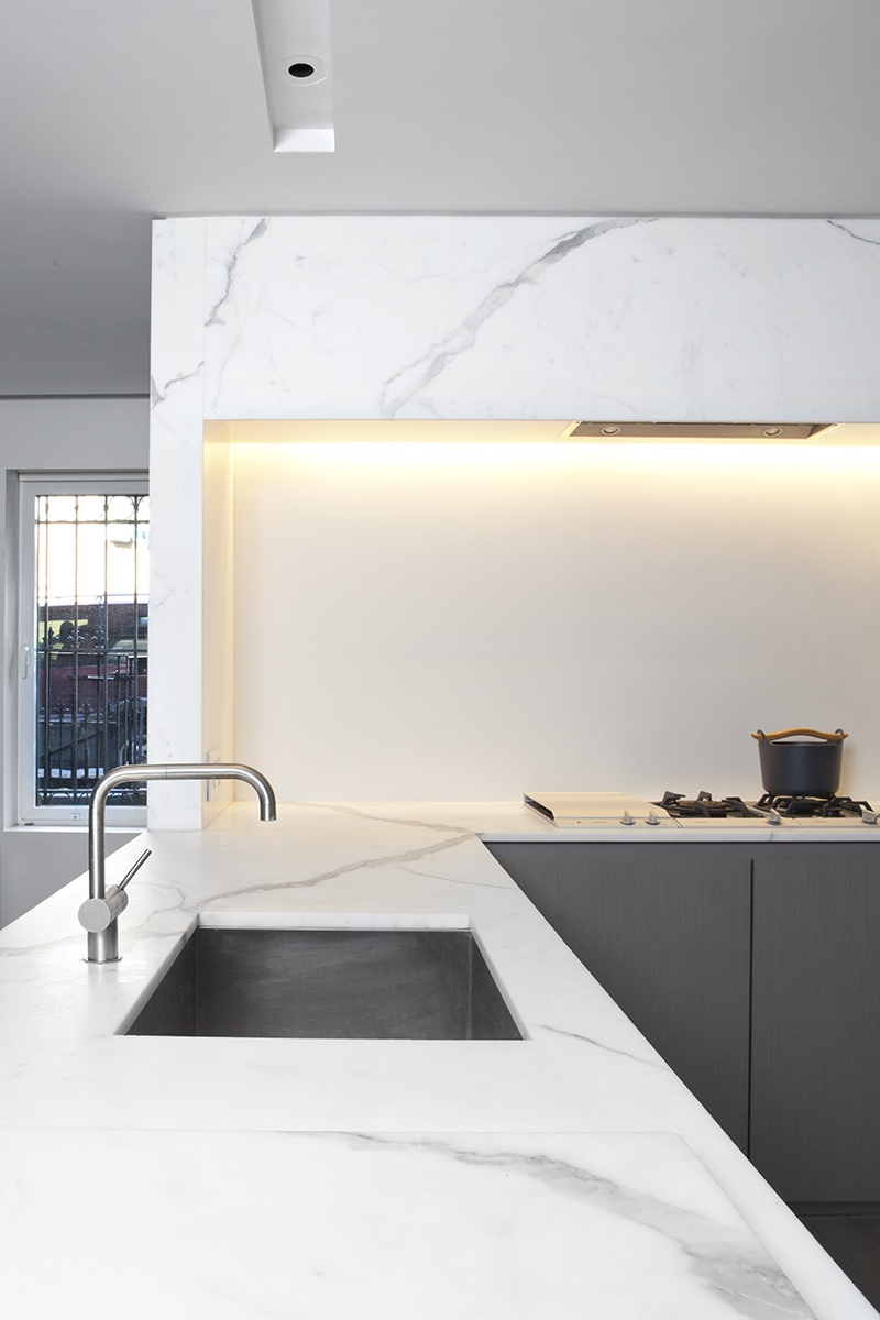 Wfora Marble Kitchen