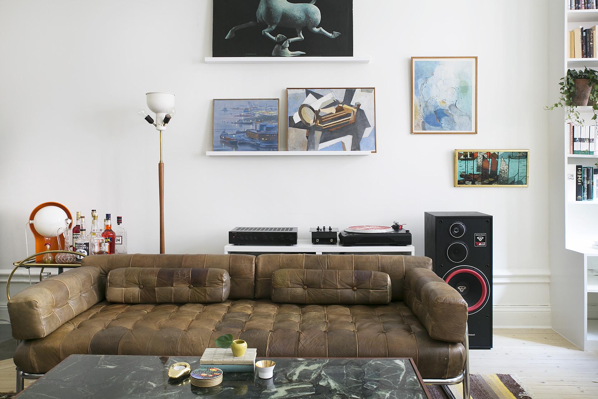 Scandinavian white Interior by Fantastic Frank Via DesignStudio210