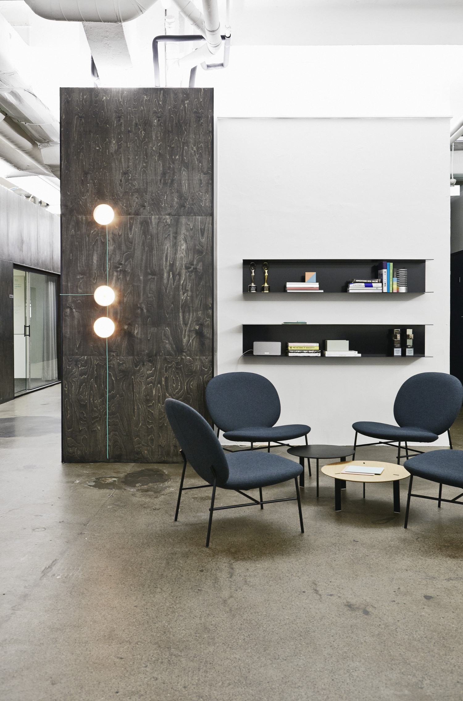 Office Design, Active Ark by Joanna Laajisto Via Design Studio 210