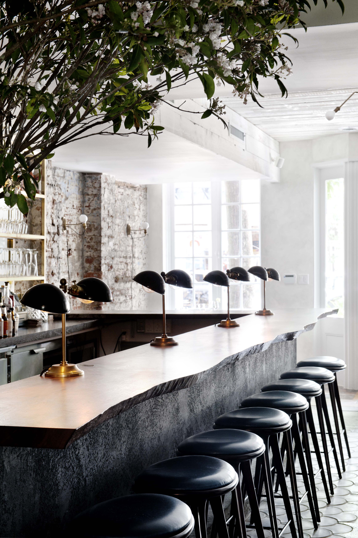 Musket Room Restaurant Interior design by ALEXANDER WATERWORTH INTERIORS Via Design Studio 210