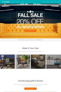 Best Online Shops Joybird interior