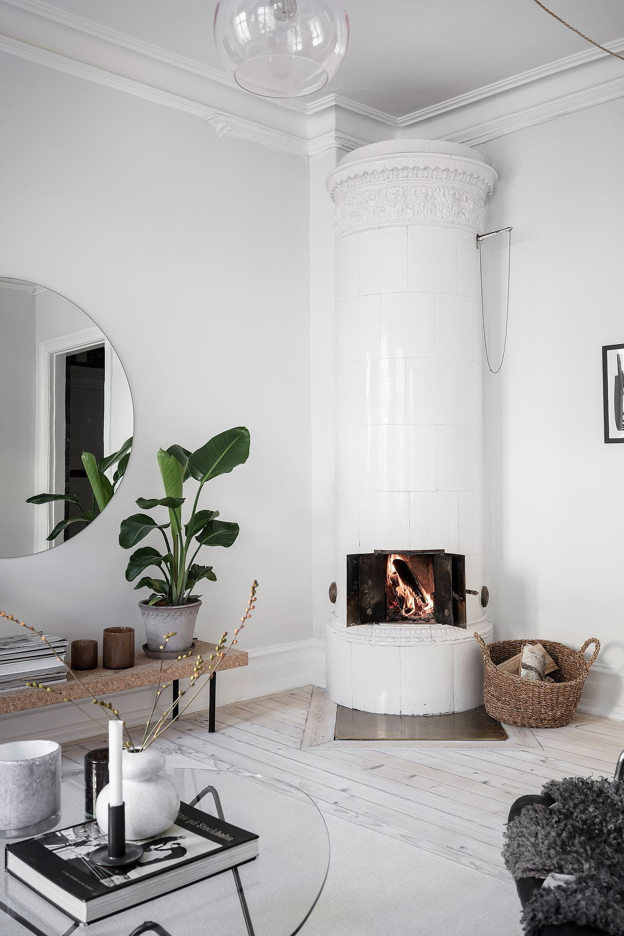 scandinavian interior decor